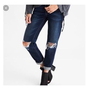 American Eagle | Tomgirl Button Down Jeans